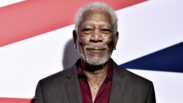 Morgan Freeman will receive a Movies for Grownups Career Achievement Award (AP)