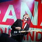 Alex Kapranos will perform at the special gig