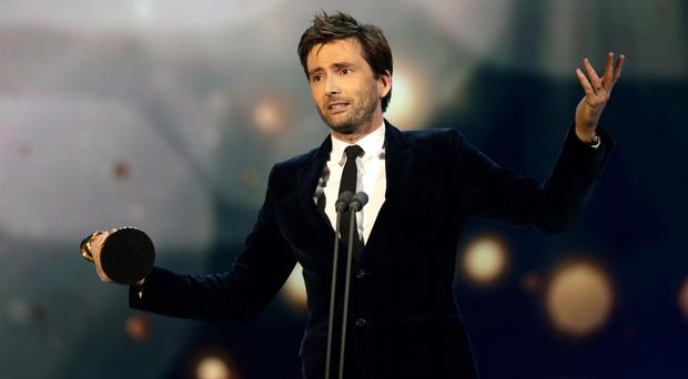 David Tennant will attend the closing gala of the Glasgow Film Festival on February 26