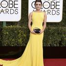 Maisie Williams arrives at the Golden Globes in Beverly Hills (Photo by Jordan Strauss/Invision/AP)