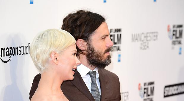 Michelle Williams said she and Casey Affleck had to film some difficult scenes