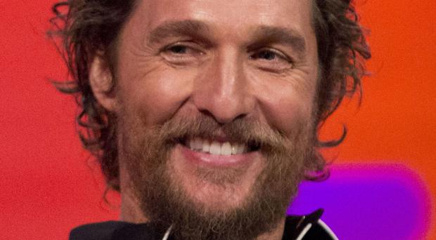 Matthew McConaughey worried that he would not lose the extra three stone he gained for crime adventure Gold