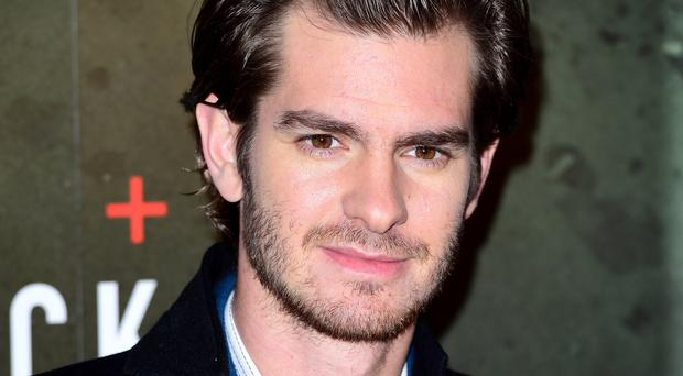 Andrew Garfield appears in the World War II movie Hacksaw Ridge