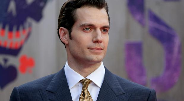 Henry Cavill will need all his superpowers to stop landing a worst actor Razzie