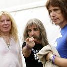 Spinal Tap, when they played the 2009 Glastonbury Festival