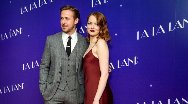 La La Land and its stars Ryan Gosling and Emma Stone are in the running for Bafta awards