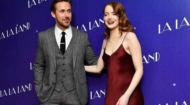 Ryan Gosling and Emma Stone, the stars of La La Land