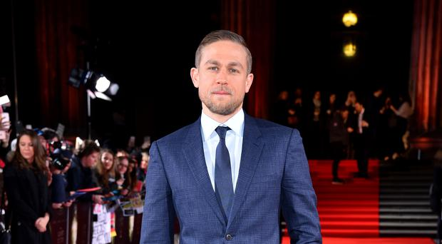 Charlie Hunnam attending the Lost City of Z UK premiere at the British Museum