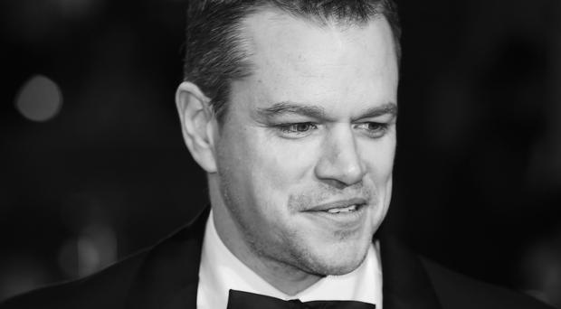 Matt Damon grew up in Boston