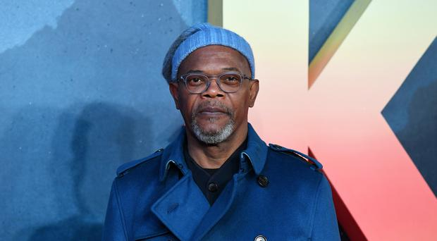 Samuel L Jackson questioned why black British actors were getting roles in US films