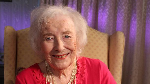Dame Vera Lynn celebrates 100th birthday with pupils at her old school