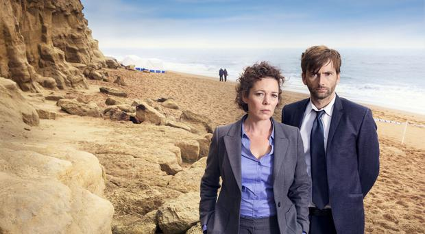 Chris Mason thanks Broadchurch fans who hailed 'brilliant performance'