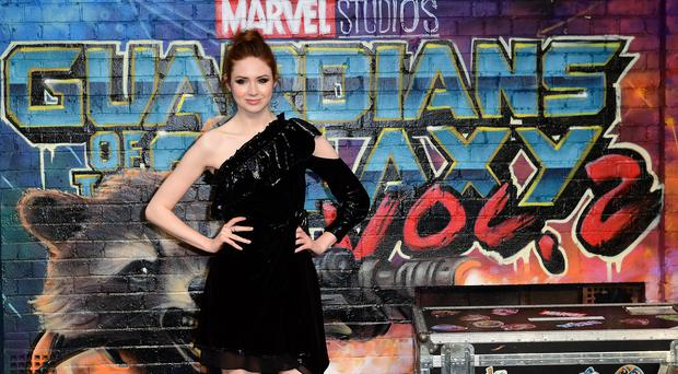 Karen Gillan says the Jumanji costume backlash was a