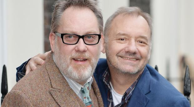Vic Reeves and Bob Mortimer reviving Big Night Out