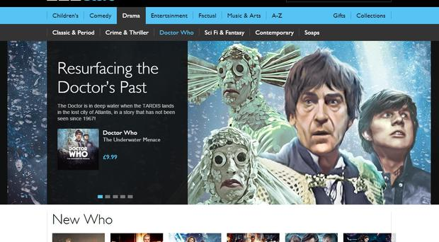 The BBC Store is closing up shop