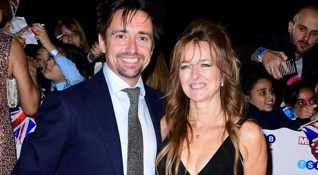 Richard Hammond Crashed Rimac Concept One Supercar While Filming TGT