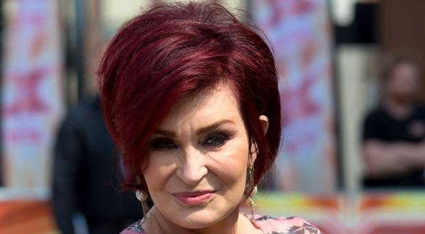 Sharon Osbourne attending X Factor auditions in Liverpool (Jon Super/PA)