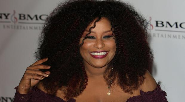 Chaka Khan is this week's Pitch Battle guest judge (Ian West/PA)