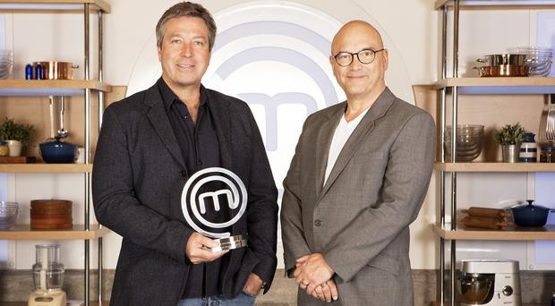 Judges John Torode and Gregg Wallace will once again front the show. (BBC)