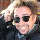 Richard Hammond survived the crash with just a knee injury (John Stillwell/PA)