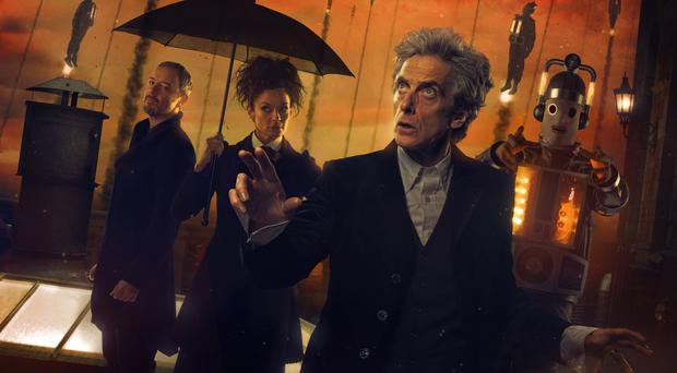 Peter Capaldi bows out as his final Doctor Who series comes to an end (Simon Ridgway/Ray Burmiston/BBC)