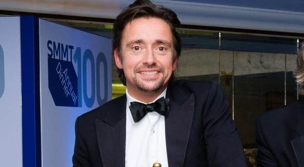 Richard Hammond: My leg is shorter after car crash (Frantzesco Kangaris/PA)