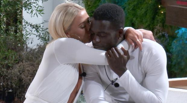 Love Island sees plenty of steamy bedroom action as audience ratings remain high (ITV)