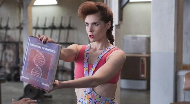 Kate Nash stars in Glow (Erica Parise/Netflix)