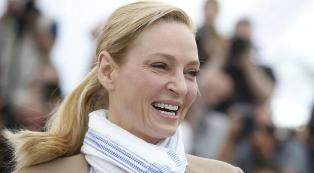 Uma Thurman has told of the significance of the role (Alastair Grant/AP)
