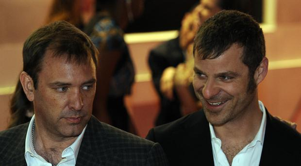 South Park creators Trey Parker and Matt Stone (Jonathan Brady/PA)
