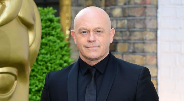 Ross Kemp (Ian West/PA)