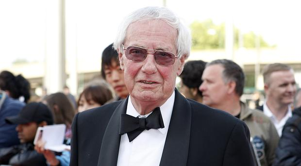 Barry Norman (Sean Dempsey/PA)