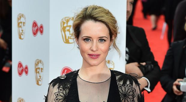 Claire Foy receives her first Emmy nomination for The Crown (Matt Crossick/PA)