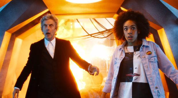 Peter Capaldi's successor is set to be revealed (BBC/PA)