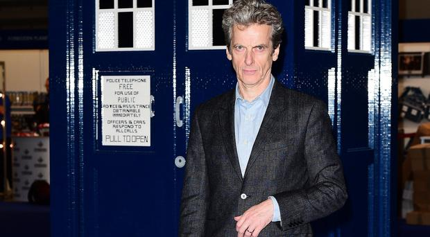 Peter Capaldi has said his ideal successor would be an actress (Ian West/PA)