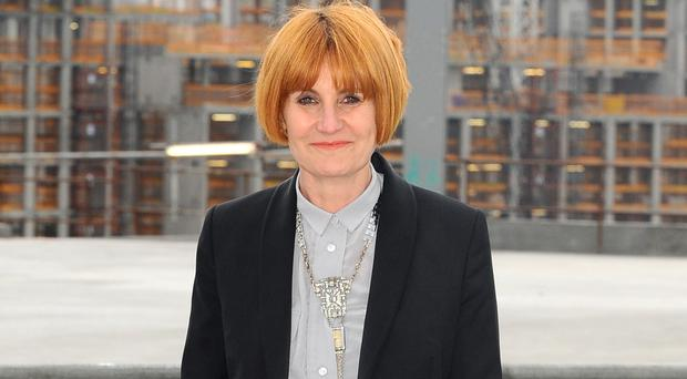 Mary Portas: I hope I won't be interviewed by John Humphrys (Ian West/PA)
