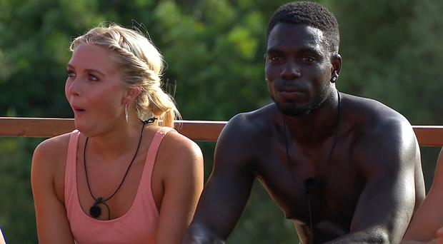 Lie detector test could spell trouble for Love Island's Gabby and Marcel (ITV)