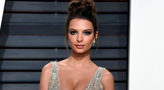 Emily Ratajkowski 'bothered that people are offended by breasts' (PA Wire/PA)