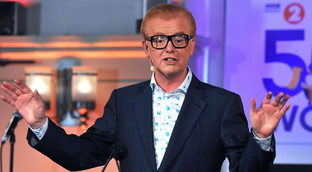 Chris Evans earns over £2m a year at the BBC (Nick Ansell/PA)