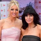 Strictly's Tess Daly earns less than co-host Claudia Winkleman (Ian West/PA)