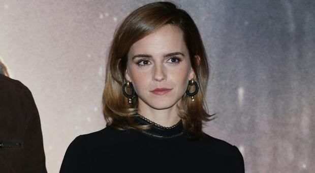 Emma Watson launches appeal to find 'meaningful' lost jewellery (Yui Mok/PA)
