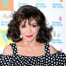 Dame Joan Collins has commented on the BBC pay gap dispute (PA)