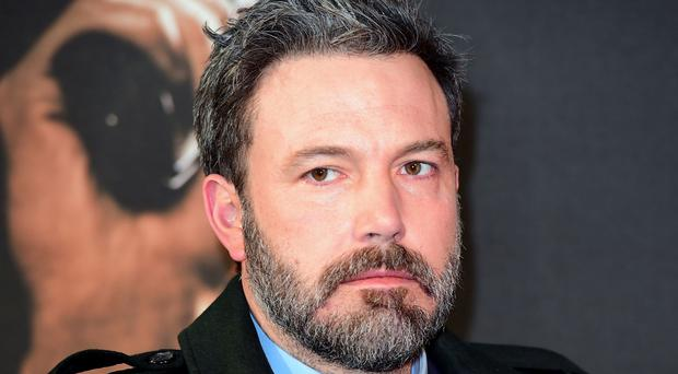Ben Affleck dismissed rumours he would not continue as Batman (Ian West/PA)