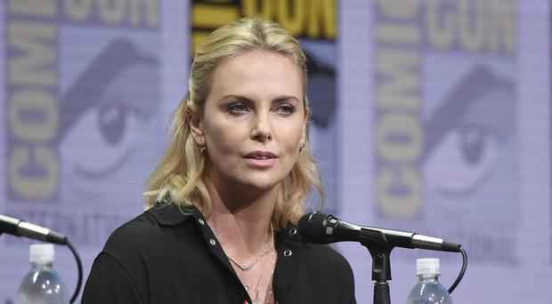 Charlize Theron hopes Atomic Blonde can be the new James Bond (Richard Shotwell/AP)