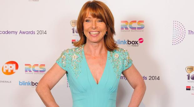 Kay Burley's dance moves prompt Strictly Come Dancing suggestions from fans (Dominic Lipinski/PA)