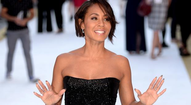 Jada Pinkett Smith addressed speculation about her relationship with her husband (Anthony Devlin/PA)
