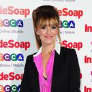 Zoe Henry plays Rhona in the ITV soap (Ian West/PA)