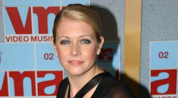 Melissa Joan Hart is an active campaigner for children's charities (Anthony Harvey/PA)