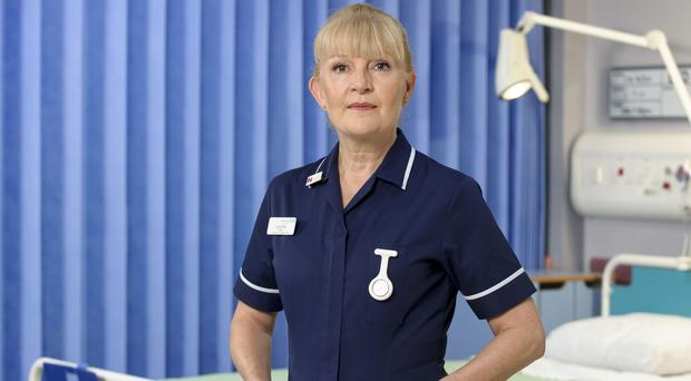 Cathy Shipton starred in the episode (BBC)