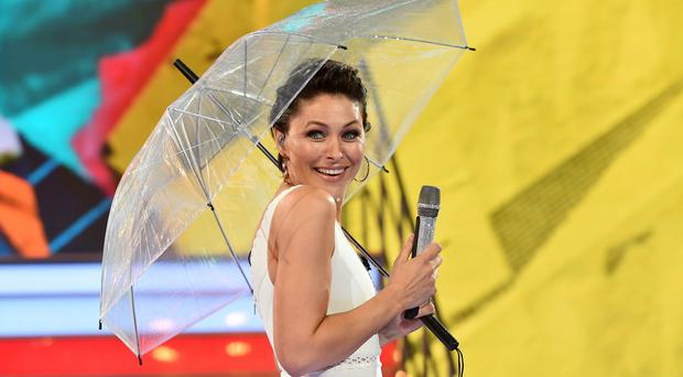 Emma Willis hosts Big Brother (Matt Crossick/PA)